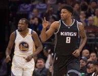 Kings' draft picks indicate future without veteran Rudy Gay
