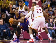 Eric Bledsoe to work out with LeBron James, Derrick Rose in Las Vegas