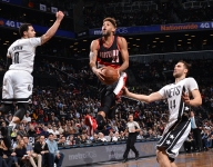Trail Blazers trade Allen Crabbe to the Nets in move to save cap space