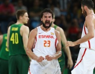 Rockets GM Daryl Morey says Spanish star Sergio Llull will play in the NBA one day