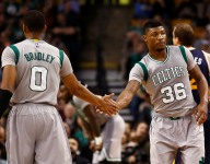 Marcus Smart is now the longest-tenured player on the Celtics