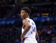 Hasheem Thabeet, former NBA players try out for Bucks' G League team