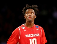 Former Wisconsin star Nigel Hayes agrees to contract with Knicks