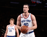 Knicks are 'in touch' with Marshall Plumlee, who they recently waived