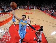Cavaliers interested in Nuggets' Jamal Murray for a Kyrie Irving trade