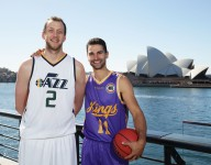 Three teams from Australia will face NBA competition during preseason