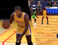 Magic Johnson in video games through the years
