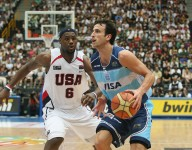 These are the best scoring performances against Team USA (with NBA players)
