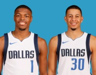Dennis Smith Jr. says he and Seth Curry can be big-time NBA backcourt