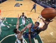 Timberwolves hope to sign Dante Cunningham even after Shabazz Muhammad