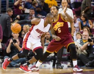 JR Smith says he's in Cavs starting lineup, so what about Dwyane Wade?
