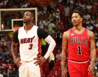 Dwyane Wade in Cavs' starting lineup suggests team will slow pace