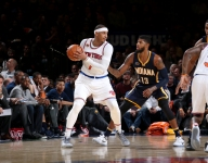 Carmelo Anthony, Paul George discuss frustrations with former teams