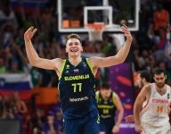 Luka Doncic youngest to make Eurobasket All-Tournament team since 1983