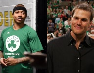 Tom Brady texted Isaiah Thomas after the Celtics traded him