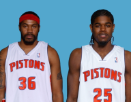 Amir Johnson thinks Rasheed Wallace said to drink beer to gain weight