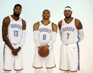 Thunder may become first NBA team to have $300 million in total salary