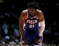 Sixers' Joel Embiid answers our burning questions