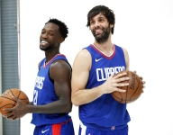 Milos Teodosic, Patrick Beverley begin season as starters for Clippers
