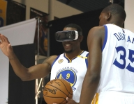27 live NBA games to be available for fans via virtual reality