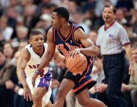 How Heisman trophy winner Charlie Ward prepared for the NBA draft