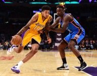 Anthony Morrow seems to be targeting himself to the Lakers