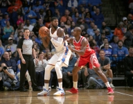 Paul George to the Rockets would be tough, but we can't rule it out