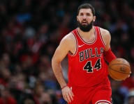 Nikola Mirotic has the Bulls performing like a playoff team