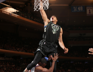 We will never see anything like this Giannis Antetokopunmpo dunk again