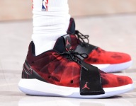 Sneakers of the night in the NBA: Chris Paul debuts new shoe and more