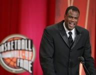 """David Robinson: """"Tim Duncan is probably the best thing that ever happened to me"""""""