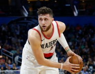 Jusuf Nurkic on the Blazers' success, his untapped potential, Portland's star backcourt, his restricted free agency and more