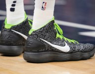 NBA sneakers of the night: Karl-Anthony Towns breaks franchise record in Hyperdunk and more