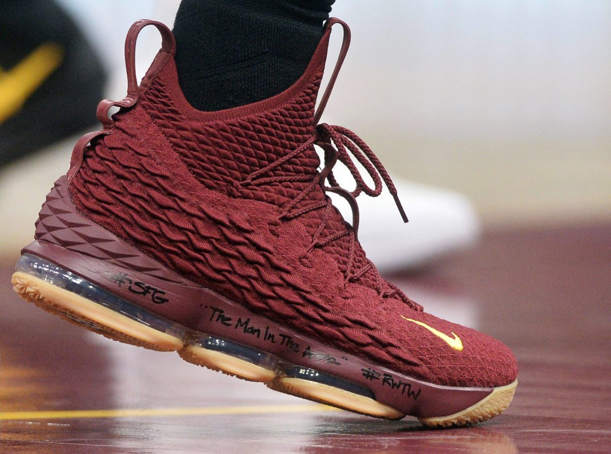 NBA Sneakers of the Night: Monday, March 19