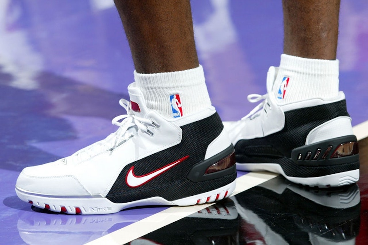 NBA players to get their own shoe