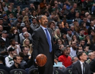Knicks GM Scott Perry was one of Juwan Howard's assistant coaches in college