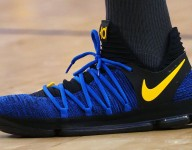 NBA sneakers of the night: Durant drops 32 points in KDX and more