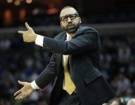 David Fizdale considered favorite for Hornets head coaching vacancy