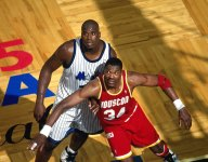 Hakeem Olajuwon's Rockets had arguably the toughest path to an NBA title ever