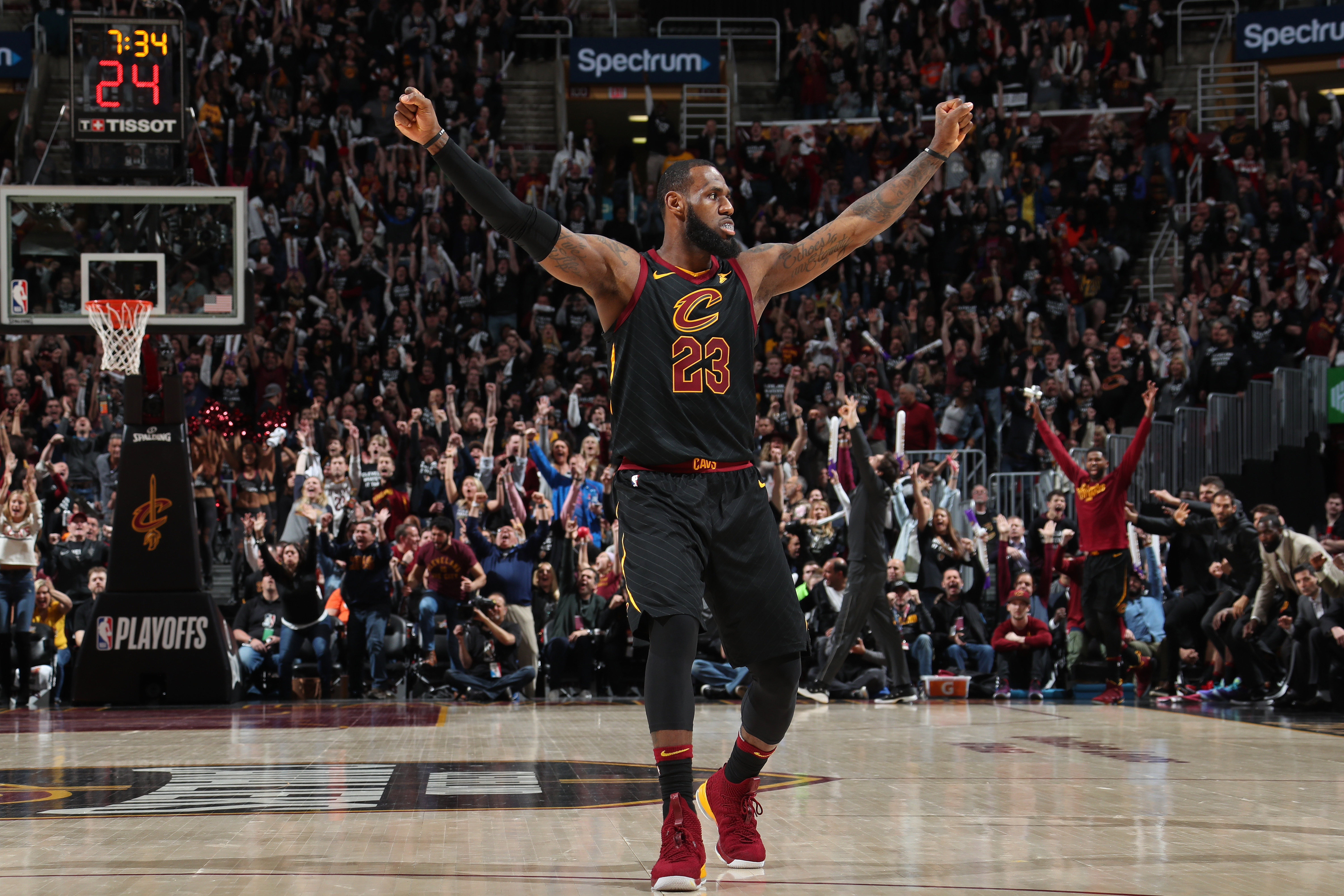 Ranking All Of Lebron S Game 7 Performances They Ve Been Really Good Hoopshype