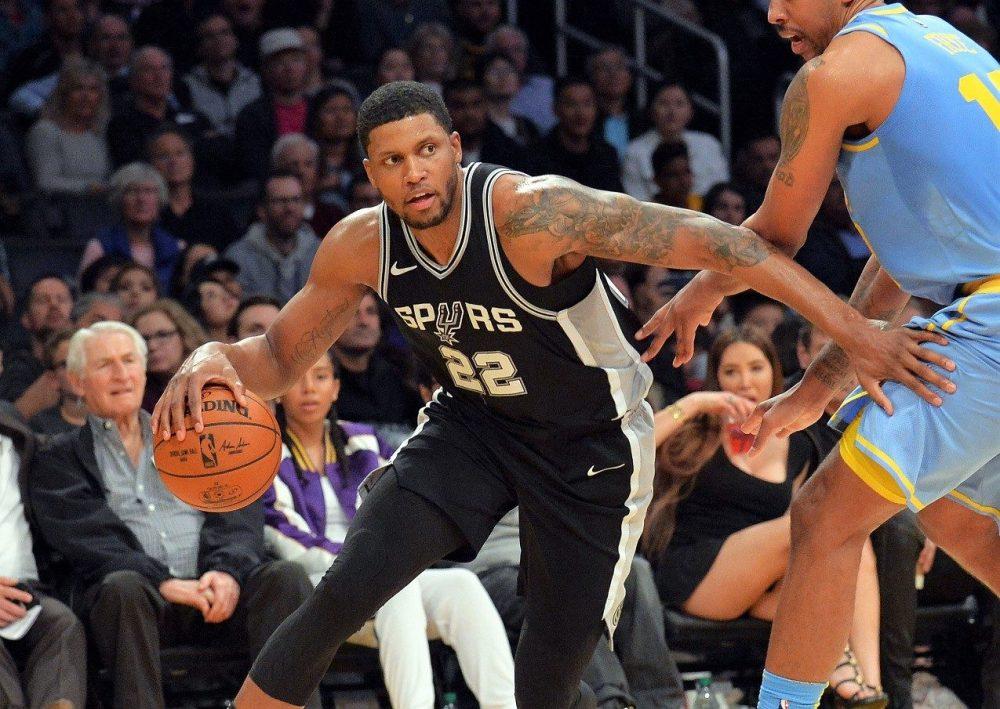 Rudy Gay, San Antonio Spurs