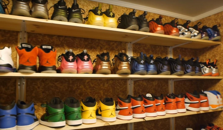 NBA players discuss their sneaker