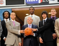 Ranking the top 10 NBA draft classes over the last 40 years