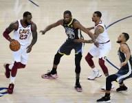 Talking NBA Finals, burner accounts, challenge flags and more