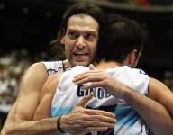 Fabricio Oberto: 'Manu Ginobili reinvents himself every year'