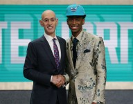 Puma, pizza and suit shorts: Best soundbites from the NBA draft