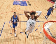 Bucks' Christian Wood: 'I know that I can be an X-factor in the NBA'