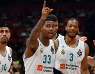 Real Madrid has more former NBA players than any other international club