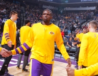 What will Lakers do with open roster spot after waiving Luol Deng?