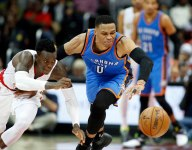 Russell Westbrook, Dennis Schroeder may thrive while sharing the court